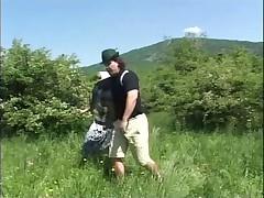 Granny Fucked in the Fields 3 - Cireman