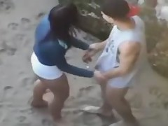 GOOD FUCK ON THE BEACH