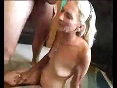 HOT GRANY UPSKIRT TEASING AND FUCKED HARD - JP SPL