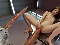 Sensi Pearl Machine Fucked 1 of 3