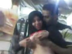 Arab Sucking chest
