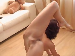 NUDE YOGA FLEXIGIRL Fixing 3.