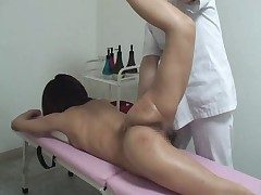 Young Wife Massage Orgasm Part 1