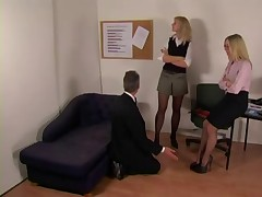 Office Dommes Spank Guy