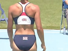 Jessica Ennis Close Up