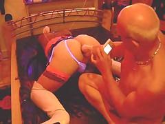 Ts Denise Love -- Anal Play