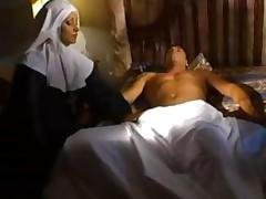 Italian Nun Hardcore