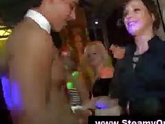 Cock Hungry Teens At At Cfnm Party