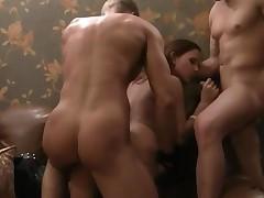 Hot Sauna Groups Sex