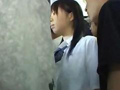Gangbang In Train