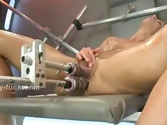 Sex machine sex videos