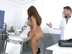 A Visit To The Gynecologist