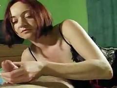 Mature Wife Handjob And Cumshot Compilation