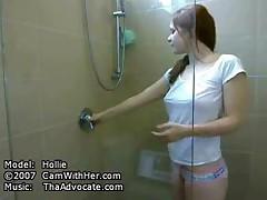 Shower porn movies