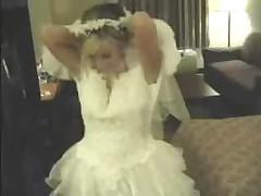 Amateur Homemade Wedding 1