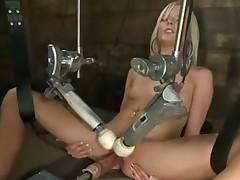 Blonde porn clips
