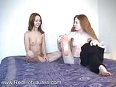 Red Hot Lauren - Lauren & Kim