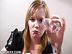 Mistress Handjob Tease