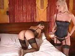 SapphicHarem - Sandra Shine & May
