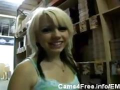 EMO Gorgeous Punk Teen Lexi Belle Amazing POV Fucking