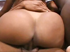 Orgy with foxy Latina ladies that has anal