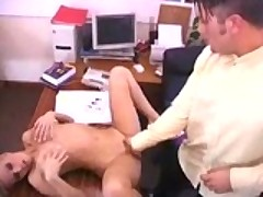 Michelle Thorne Fucks At Office