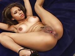 Chica muy caliente Nataly Rosa es follada tan bien