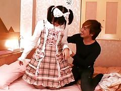 Japanese baby girl boned