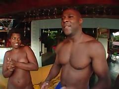 Latinas big fat ass orgy