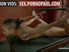 Guy Fulfils Hot Girls BDSM Fantasy