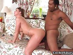 Kaylynn Kage - Kaylynn Kage Sucking Off Some Large Negro Sausage 5 By CockoSaurus