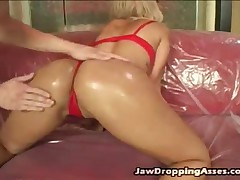 Chris Strokes And Bridgette B - Jaw Dropping Asses