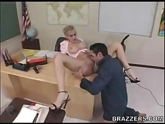 Eve Lawrence - Big Tits At School