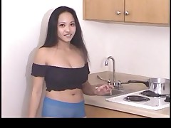 Loni - Sexy Filipino Loni Giving A Hot Blowjob And Titsjob 1 By GotCuteAsian