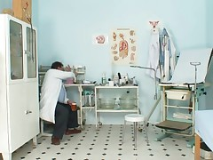 Sam - Sam Gyno Pussy Proper Examination By Older Doctor