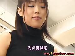 Bunko Kanazawa - Bunko Kanazawa Naughty Asian Teacher 2 By MyJPteacher