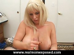 Lucy - Lucys First BlowJob On Camera