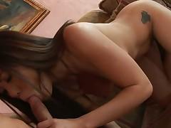 Amazing Video Of Kaiya Lynn Rammed Hard
