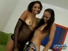 Lesbian Ebony's :)
