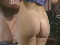 Welder Gives Babe His Meat Rod