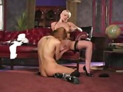 Head Mistress Makes Cytheria Squirt Till She Cries