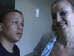 Interracial sex videos