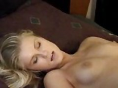 Hot tight lesbian friends having some alone time