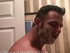Frank Defeo Shaving
