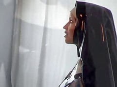 Nuns Must Be Crayz-2- Nun in Latex