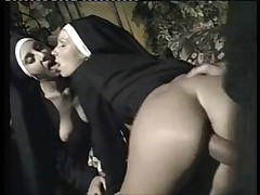 Dirty nuns compilation