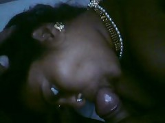 Indian shy housewife loves sucking cock
