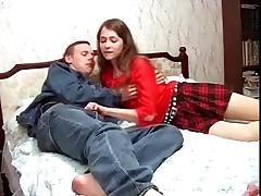 Sveta gets fucked in pantyhose