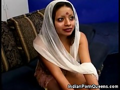 Two Cocks for Indra Verma's Mouth