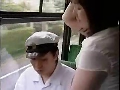 Naughty in bus